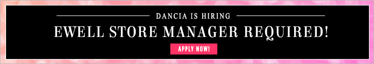 Branch Manager Required at Dancia Ewell