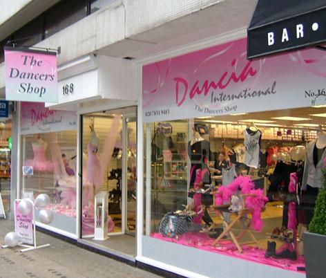 Latin Dance Shoes Store London