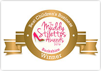 Winner - The Muddy Stilettos Awards 2016