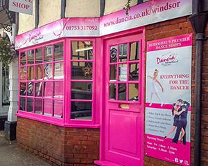 11c232994a39 Dancia Windsor - Your Local Dancewear Specialists