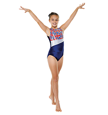 GYMNASTICS LEOTARD - GYM/25