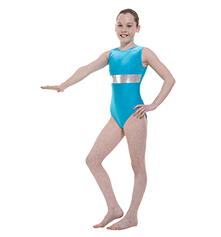 GYMNASTICS LEOTARD - GYM/6