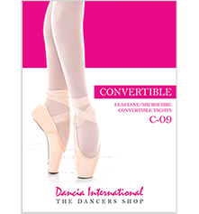 DANCIA CONVERTIBLE TIGHTS - C-09