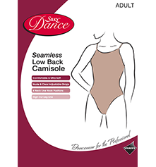 SILKY SEAMLESS LOW BACK CAMISOLE - CAMA
