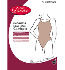 SILKY SEAMLESS LOW BACK CAMISOLE - CAMC