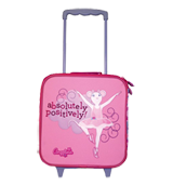 ANGELINA BALLERINA DANCER TROLLEY CASE - ANG1547