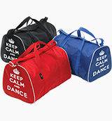 KEEP CALM AND DANCE HOLDALL - HOLDALL 1