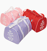 KEEP CALM AND BACK FLIP HOLDALL - HOLDALL 2